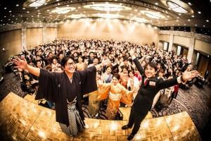 第31回セミナー 新年賀詞交歓会 &星野仙一氏特別講演&HDPアワード2015