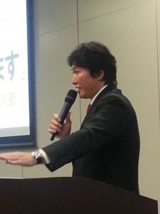 近藤 太香巳代表理事